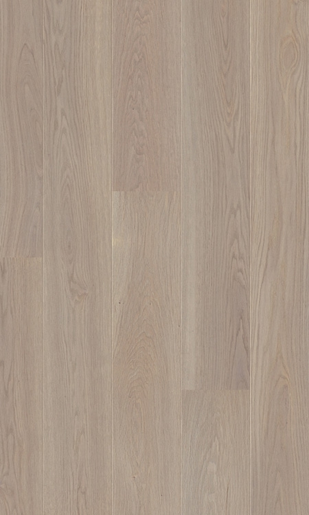 Parquet Frosted oak, large groove, 1-strip, oiled