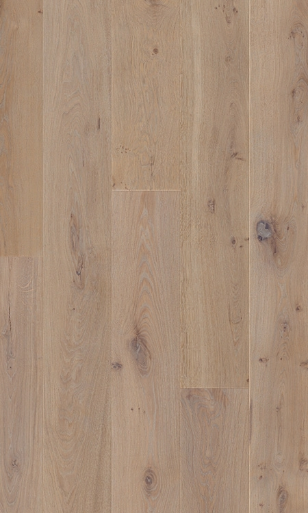 Parquet Blue Mountain oak, large groove, 1-strip, oiled