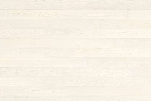 Parquet Tarkett, Play, Ash Ivory Plank, 1-strip, 2 sides bevelled, Proteco Natura stained