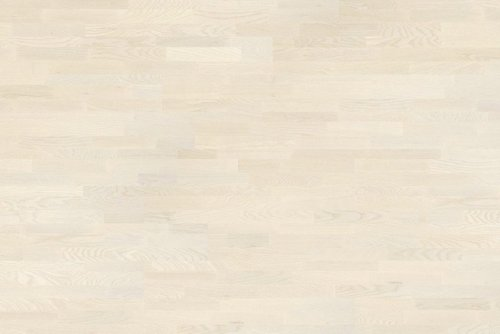 Parquet Tarkett, Shade, Ash Pearl White TreS, 3-strip, brushed, Proteco lacquer