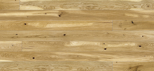 Parquet Oak, Piccolo Conchi, 1-strip, beveled, semi-glossy lacquer