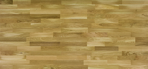 Parquet Oak, Molti Delicious, 3-strip, stained, UV hardened oil