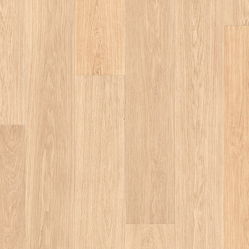 Laminaatparkett Quick-Step LARGO WHITE VARNISHED OAK, PLANKS (valge tamm) 1-lip