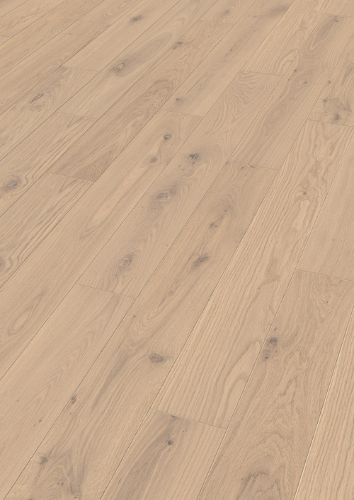 Parkett Tamm Meister Off-white oak lively, harjatud, 1 lipiline, õli PS300